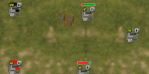 Hra - Ultimate Tank War Vs Cobra Squad 2