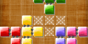 Hra - Sliding Cubes Level Pack