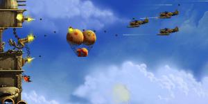 Hra - Sky Defender Joe's Story