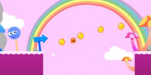 Hra - Gum Drop Hop 4