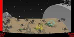 Hra - Starship Troopers