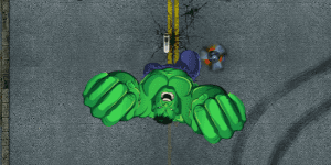 Hra - Hulk Central Smashdown