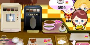 Hra - Coffee Time