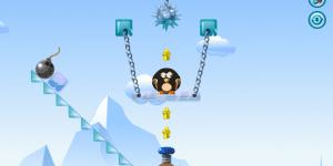Hra - Iced Boom