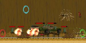 Hra - Battle Gear Portal War 4