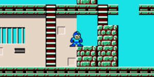 Hra - Mega Man