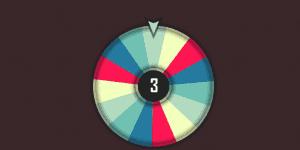 Hra - Color Wheel