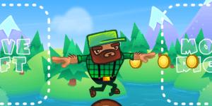 Hra - Lumber Runner