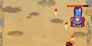 Hra - Aliens Attack