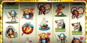 Hra - Pocahontas Slots