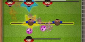 Hra - Foosball Super Shooter