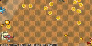 Hra - Adventure Airstrike