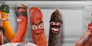 Hra - Beatbox Sausages