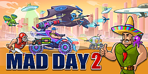 Hra - Mad Day 2 Special