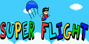 Hra - Super Flight Hero