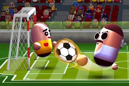 Hra - Pill Soccer