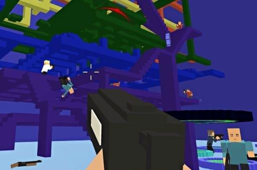 Hra - Pixel Forces