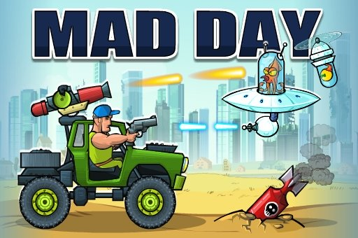 Hra - Mad Day Special