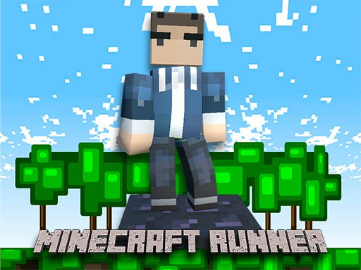 Hra - Minecraft Runner