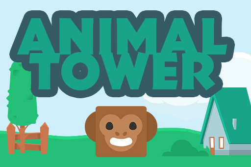 Hra - Animal Tower