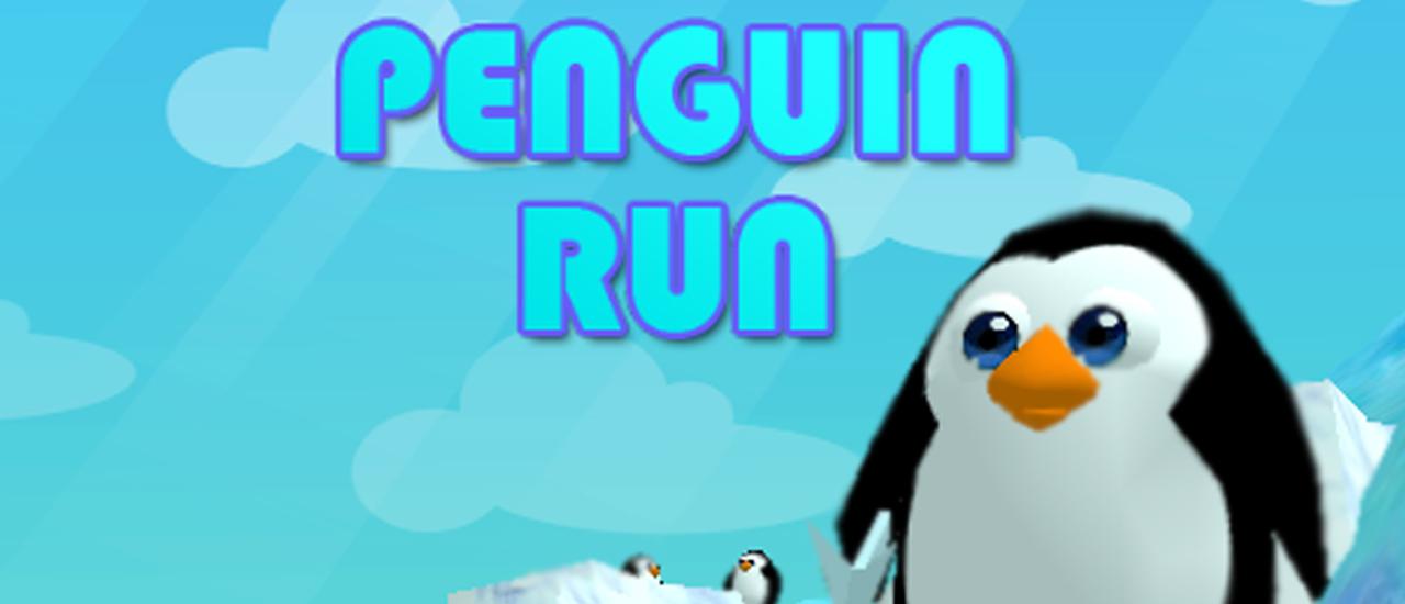 Hra - Penguin Run 3D