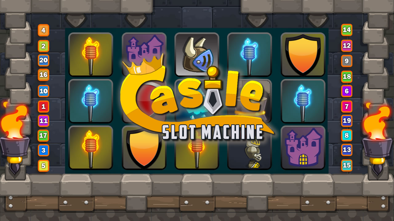 Hra - Castle Slot Machine