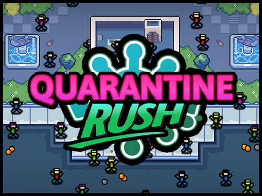 Hra - Quarantine Rush