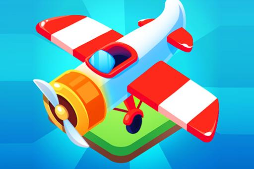 Hra - Plane Merge