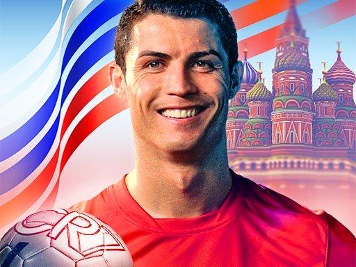 Hra - Ronaldo Kick Run