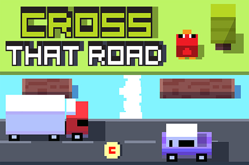 Hra - Cross That Road