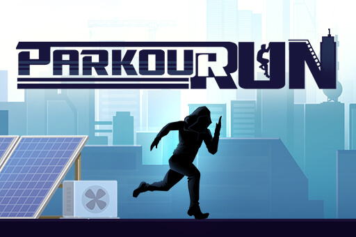 Hra - Parkour Run