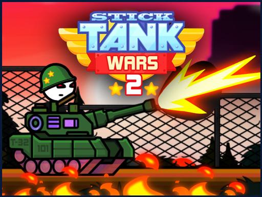 Hra - Stick Tank Wars 2