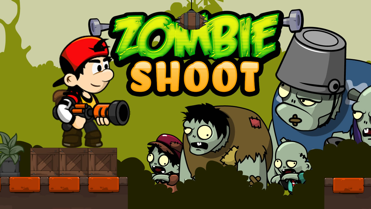 Hra - Zombie Shoot 2