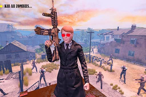 Hra - Dead Warfare Zombie Shooting Gun Games