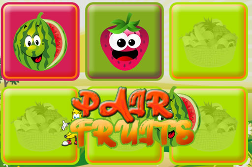 Hra - Pair Fruits