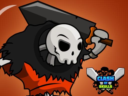 Hra - Clash of Skulls