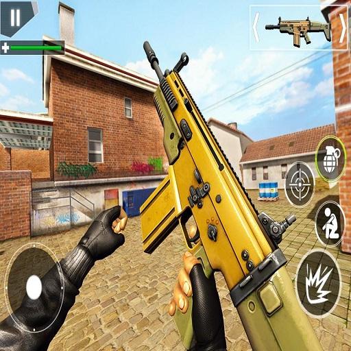 Hra - FPS Shooting Strike: Modern Combat War 2k20