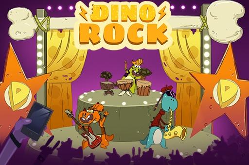Hra - Dino Rock