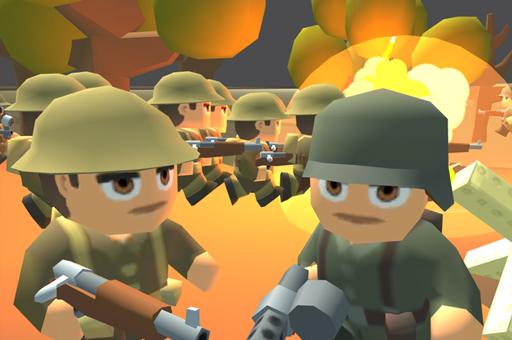 Hra - WW1 Battle Simulator