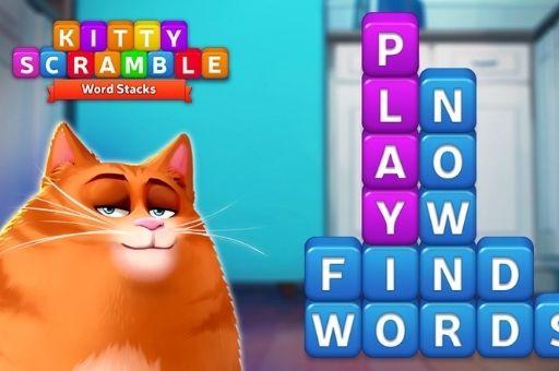 Hra - Kitty Scramble