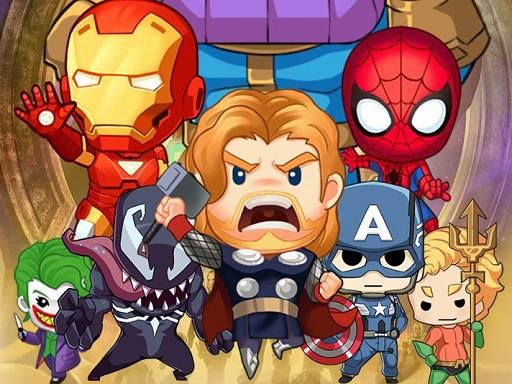 Hra - Super Hero.IO
