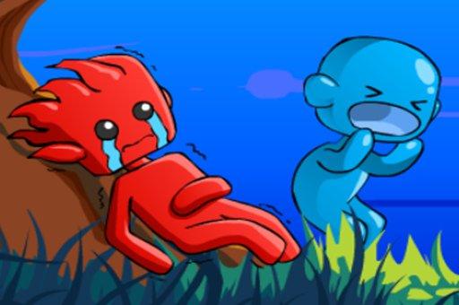 Hra - Fireboy Watergirl Island Survival 4