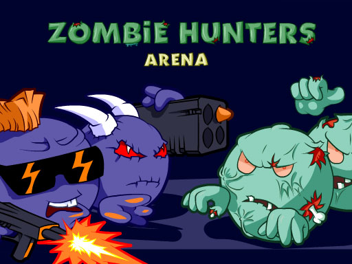 Hra - Zombie Hunter Arena