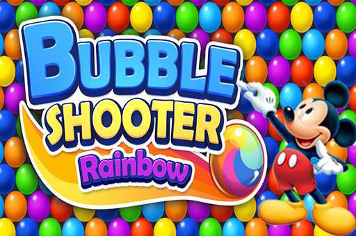 Hra - Bubble Shooter Rainbow