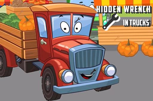 Hra - Hidden Wernch in Truck