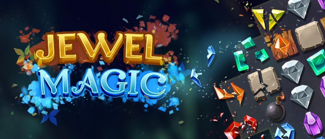 Hra - Jewel Magic