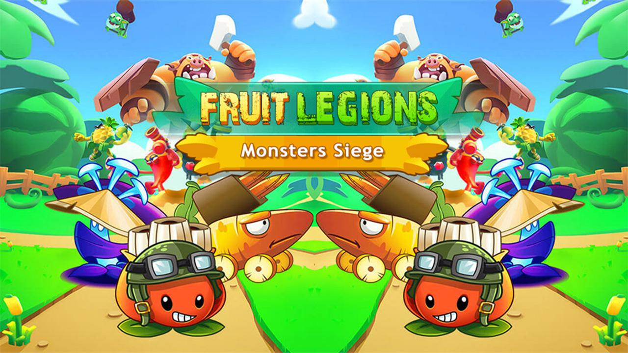 Hra - Fruit Legions: Monsters Siege