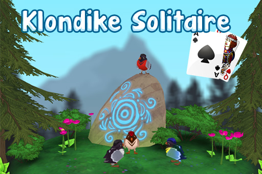 Klondike Solitaire - Magic Stone