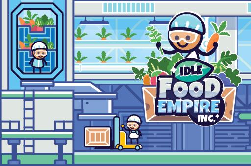 Hra - Food Empire INC