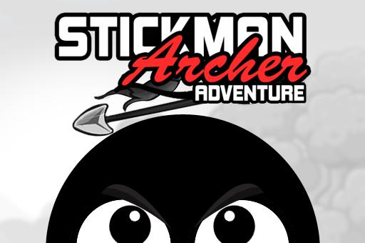 Hra - Stickman Archer Adventure